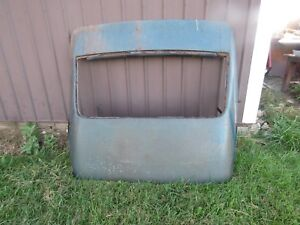 1965 1966 Pontiac Grand Prix Roof Section Nice Can Drop To Norwalk Event Free