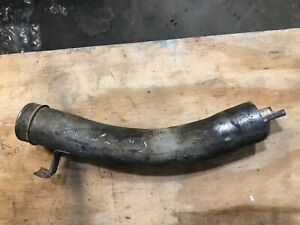 1964 Plymouth Fuel Filler Neck