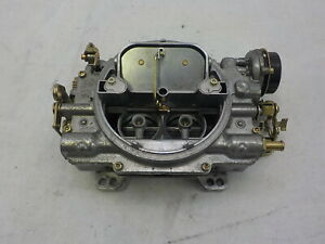 Edelbrock 9906 Performer 600 Cfm Vacuum Secondary Electric Choke Carburetor