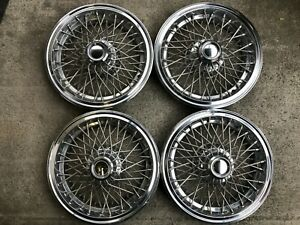 Ford Thunderbird Hubcaps 15