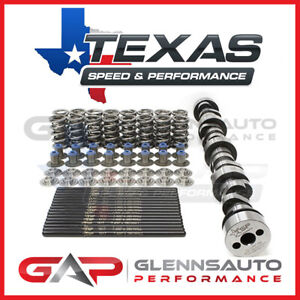 Texas Speed tsp Stage 3 5 7l 6 0l Turbo Cam Kit 228 234 600 600