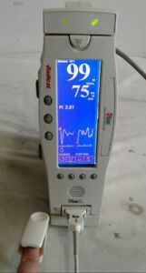 Masimo Radical Signal Extraction Pulse Oximeter With Finger Sensor