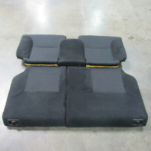 Jdm Honda Civic Type R Ep3 Rear Seats 2002 2005 K20a Ivtec