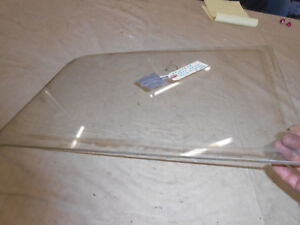 1948 Dodge 4 Door Sedan Passenger Front Door Glass Window Original