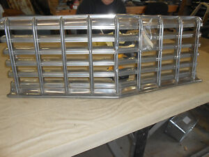 1948 Dodge 4 Door Sedan Front Grill Original Part
