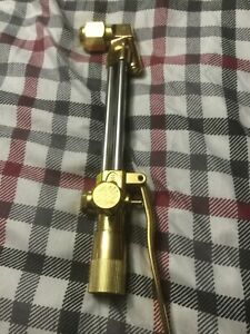 New Never Used Harris Model 72 3 Cutting Attachment Head