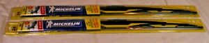 1x Michelin High Performance Wiper Blade 24 Fast Ez Lok New In Sealed Package