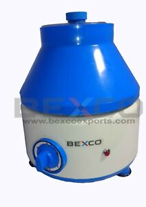Low Price 220 V Blood Centrifuge Machine Speed Regulator By Bexco Free Dhl Ship