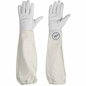 Beekeeping Supplies Humble 110 xl Goat Leather Gloves x Large Garden Outdoor