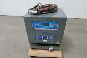 Gnb Ehf24t90m High Frequency Forklift Battery Charger 600 Ah 3 Ph 24 Volt