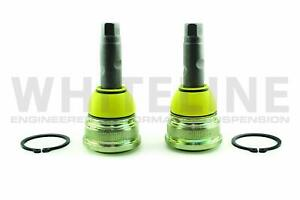 Whiteline 05 10 Ford Mustang Ball Joints For Roll Center Correction