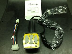 Western meyers fisher And Boss Snowplow Hand Held Controler