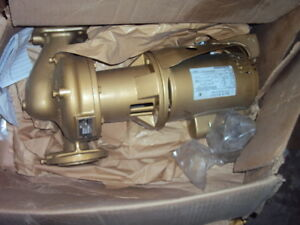 Bell Gossett B611s Pump Circualting Hot Water 3 4 Hp 1 Ph 115 208 230 V