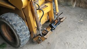 Powered Quick Attach Conversion For Case 1835c 1838 And 1840 Skid Loaders