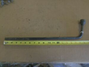 Lug Wrench 7 8 73 87 Chevy Gmc Truck C 20 3 4 Ton Tire Wheel 81 82 83 84 85 86