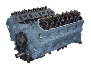 Ford 302 Remanufactured Roller Cam Engine E7te