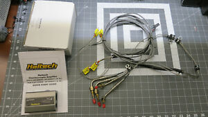 Haltech Tca4 Thermocouple Amplifier With 4 One Meter Thermocouples
