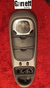 Ford Excursion Overhead Top Roof Console Map Light Display Gray