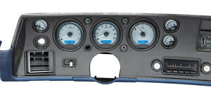 Dakota Digital 1970 72 Chevy Chevelle Ss El Camino Analog Gauges Vhx 70c cvl s b