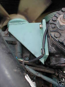 Detroit Diesel Series 60 A C Compressor Mounting Bracket York Square 23520826