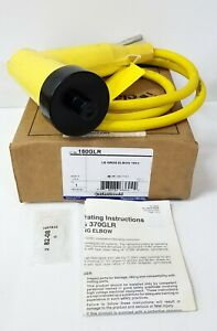 Elastimold Grounding Elbow Yellow 15kv Thomas Betts 160glr Is 0269 New In Box