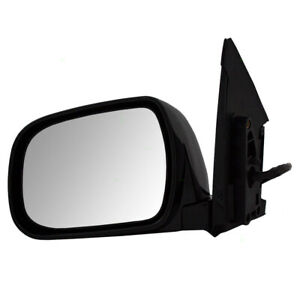 Fits Lexus Rx330 Rx400h Rx350 Drivers Side View Power Mirror Heated Assembly