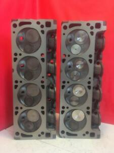 351 Cleveland Ford Cylinder Heads Casting Sold In pairs D3ze 4 Barrel