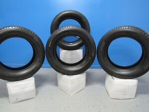 Set Of Four 4 Michelin Latitude Tour Hp 245 60r18 104h Dot 0118 9 32nds