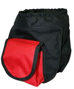 Arborist Ditty Bag W free First Aid Kit Snaps To Your Saddle Great For Tools