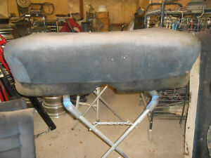 1948 Dodge 4 Door Sedan Front Back Bench Seats Original Part