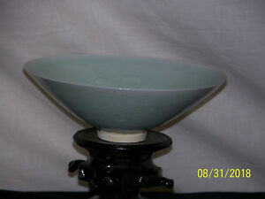 Chinese Song Dynasty Qingbai Crackle Glaze Flared Rim Bowl