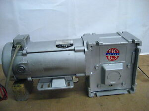 Speed A Matic Dc Motor With Gear Box