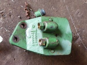 John Deere 2010 Tractor Hyd Remote Vale Part t19195t Tag 859