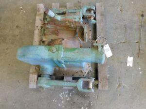 John Deere 5020 Tractor Rockshaft Assembly W Upper Arms Tag 200