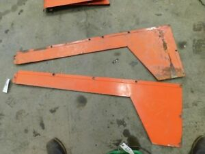Allis chalmers 210 Tractor Lh Rh Side Panels Tag 654