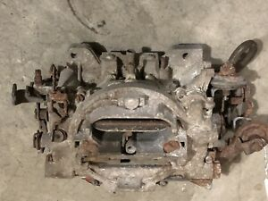 69 Carter Avs Carb 4611s 340 4 Speed Dated A69