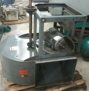 Dayton 3c074 A18 1 4 Dia Industrial Blower With Motor