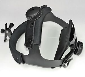 Dental And Surgical Loupes Led Lights And Hd Cameras Headband With Back Support