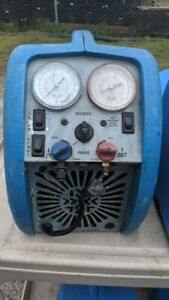 Promax Rg5410a Refrigerant Recovery Machine Tested Cfc Hfc Hcfc R