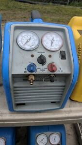 Promax Rg6000 Refrigerant Recovery Machine Tested Cfc Hfc Hcfc Refrigerants