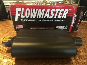Flowmaster Super 44 Series Aluminized Steel Muffler