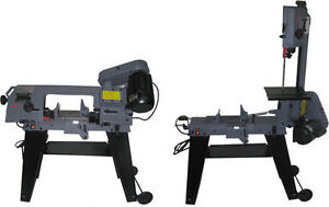 4x6 Horizontal Vertical Metal Cutting Bandsaw Band Saw