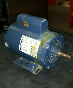 Electro Freeze Parts Gear Motor Single Phase 1 Hp 33s And Several Others