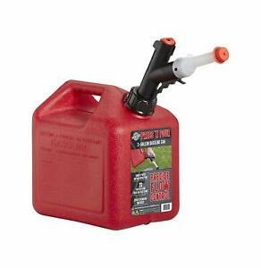 Garageboss Press n Pour 2 Gallon Gas Can