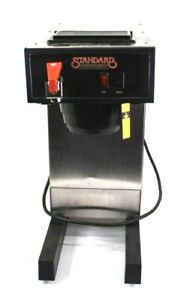 Standard Coffee Services Co Thermal Airpot Office Coffee Brewer