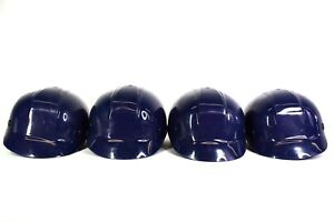 North Bc86 Adjustable Ppe Navy Blue Bump Cap Lot Of 4