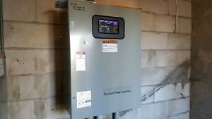 Marathon Thomson Power System Generator Transfer Switch 200amp 1 3 Phase