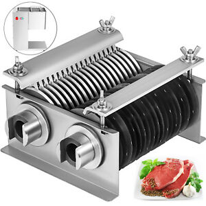 5mm 0 2 Blade Set For Meat Cutting Machine Meat Cutter Evenly Cut Precisely
