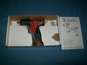New Snap on Lithium Ion Ct761adb 14 4volt 3 8 Drive Cordless Impact Wrench