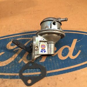 62 63 64 Fairlane 221 260 Cid Nos Oem Ford C2oz 9350 a Fuel Pump Assy